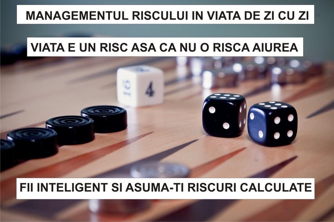 6.Minimalist in Romania - Managementul riscului in viata de zi cu zi - 20.01.2018