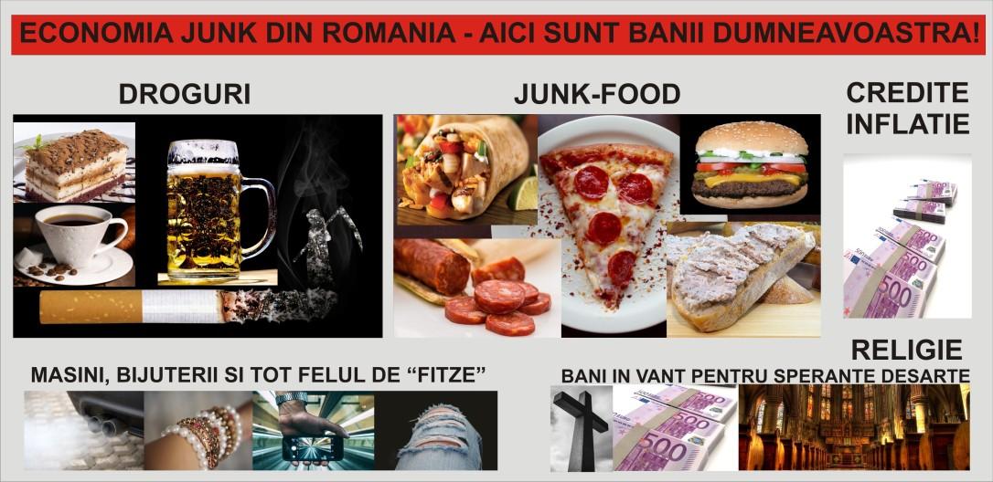 12.Minimalist in Romania - Economia junk din Romania - Aici sunt banii dumneavoastra - 09.02.2018