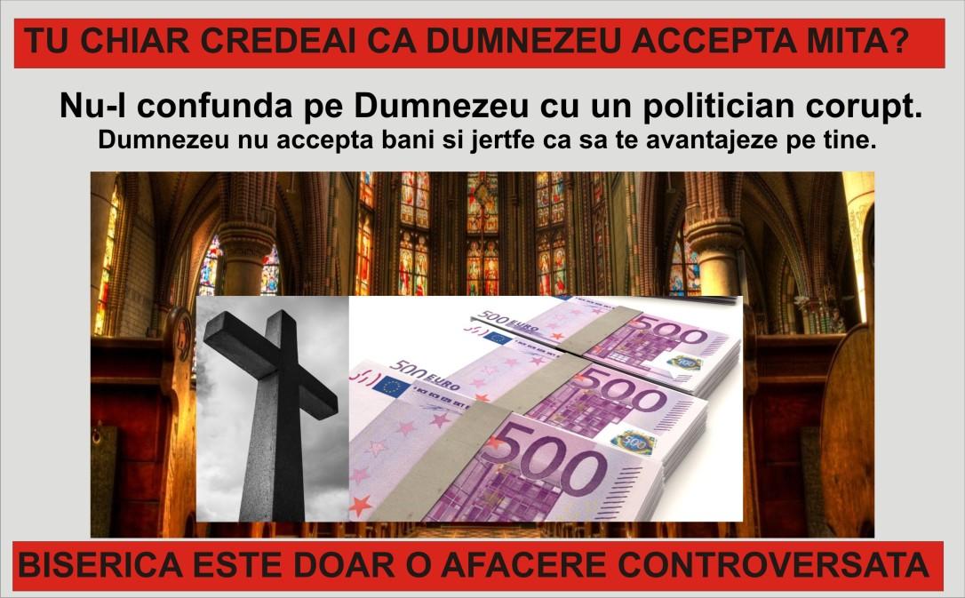 14.Minimalist in Romania - Tu chiar credeai ca Dumnezeu accepta mita - 16.02.2018