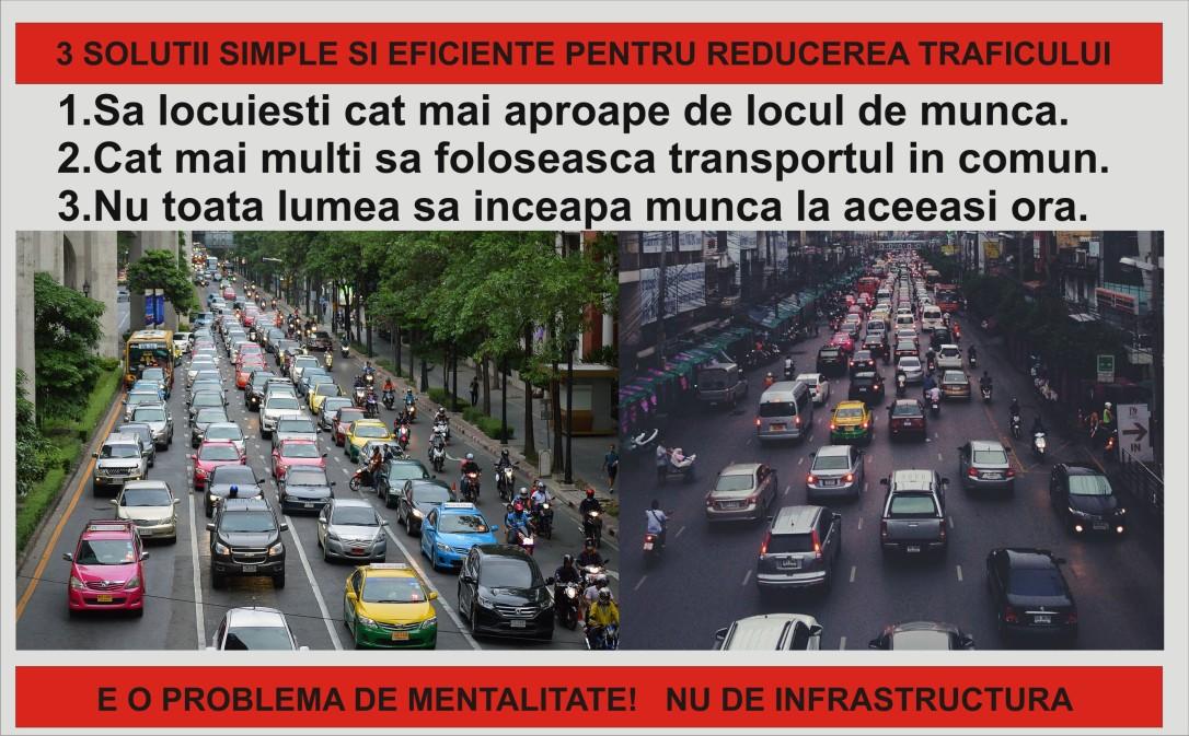 15.Minimalist in Romania - 3 solutii simple de reducere a traficului - 18.02.2018