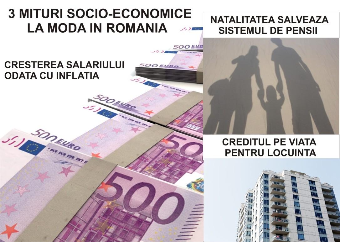 19.Minimalist in Romania - 3 mituri socio-economice la moda in Romania - 02.03.2018