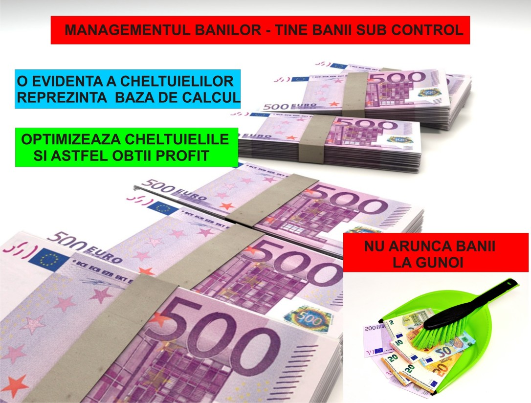 21.Minimalist in Romania - Managementul banilor - 08.03.2018