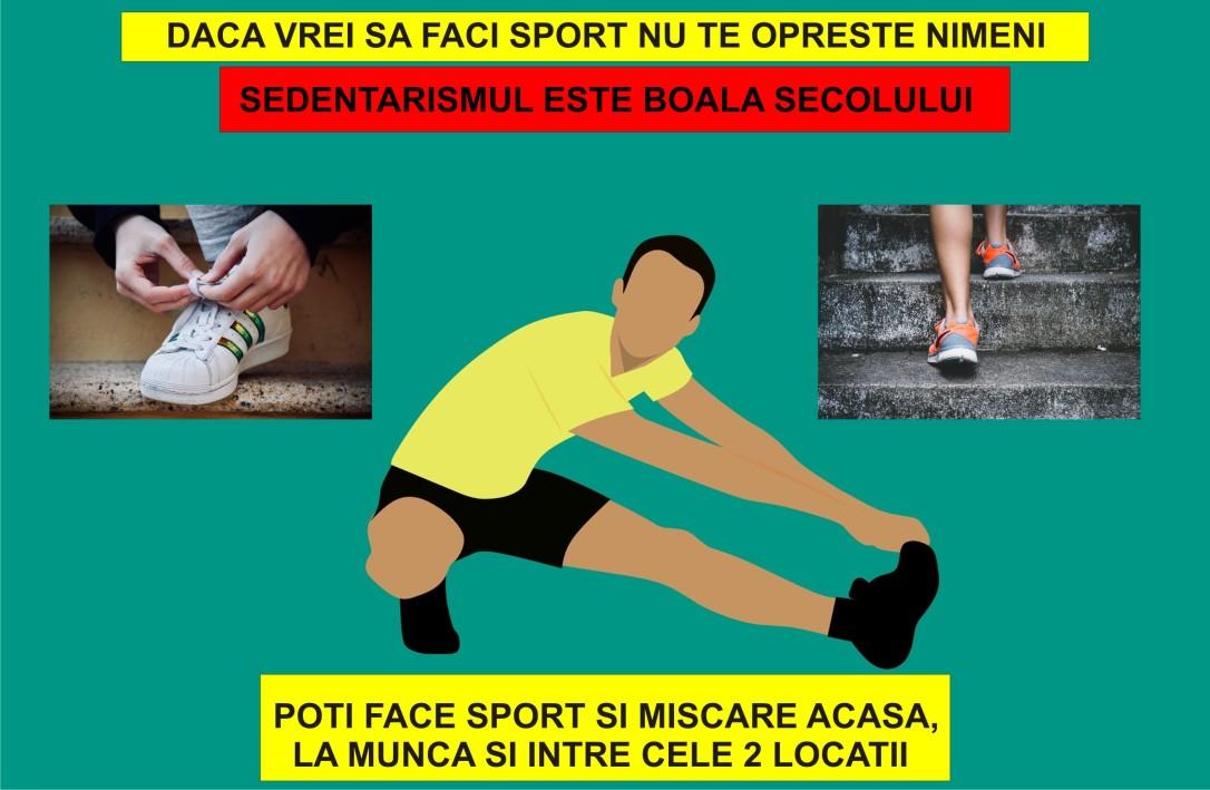 27.Minimalist in Romania - Daca vrei sa faci sport si miscare nu te opreste nimeni - 29.03.2018