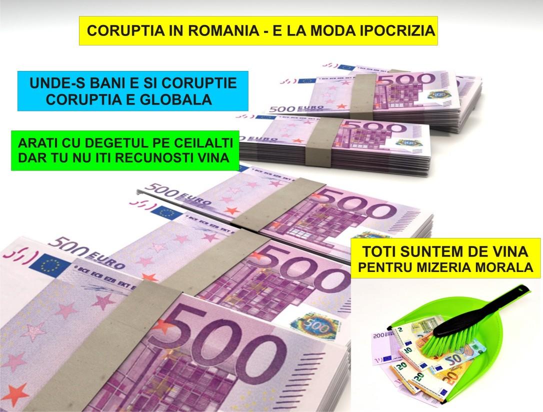 38.Dezvoltare personala - Coruptia in Romania la nivel de ipocrizie- 14.05.2018