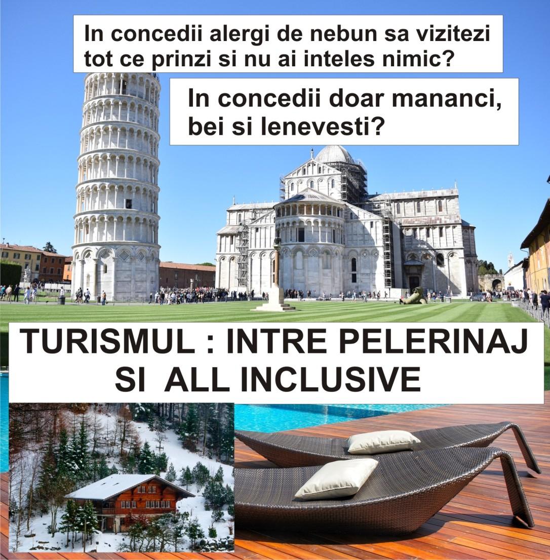 63.Turism minimalist - intre pelerinaj si all inclusive - reeditare - 18.12.2018