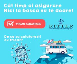 asigurare de calatorie - Ritter