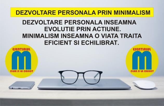 66.dezvoltare personala prin minimalism - 28.01.2019