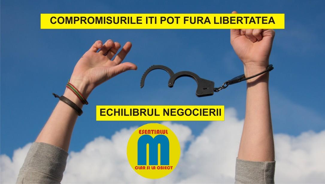 73.Compromisul - libertatea si negocierea - minimalism - 03.04.2019