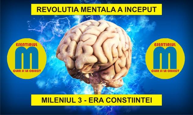 86.Revolutia mentala a inceput - era constiintei - 14.07.2019