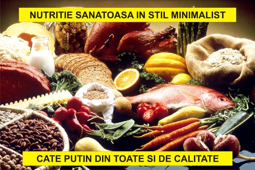 92.Nutritie sanatoasa in stil minimalist - 14.09.2019