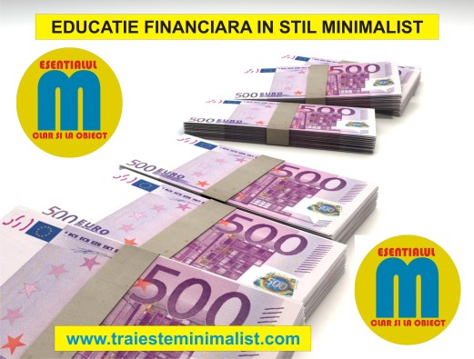 98.Educatie financiara in stil minimalist - 19.11.2019