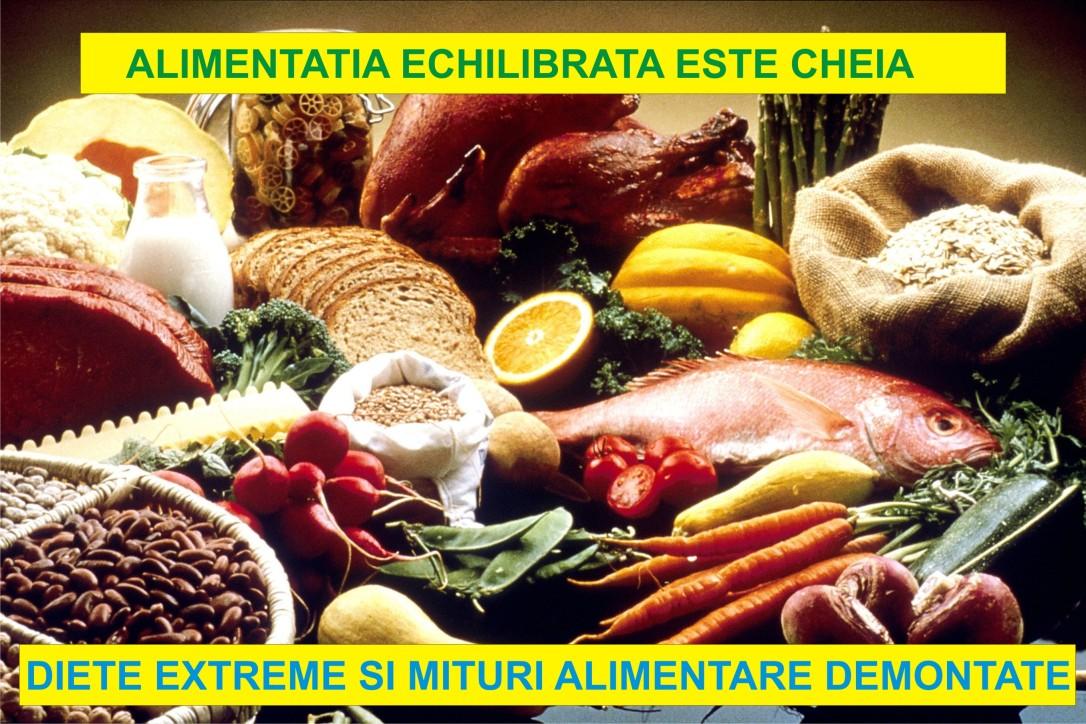 103.Mituri alimentare si diete extreme demontate - 11.02.2020