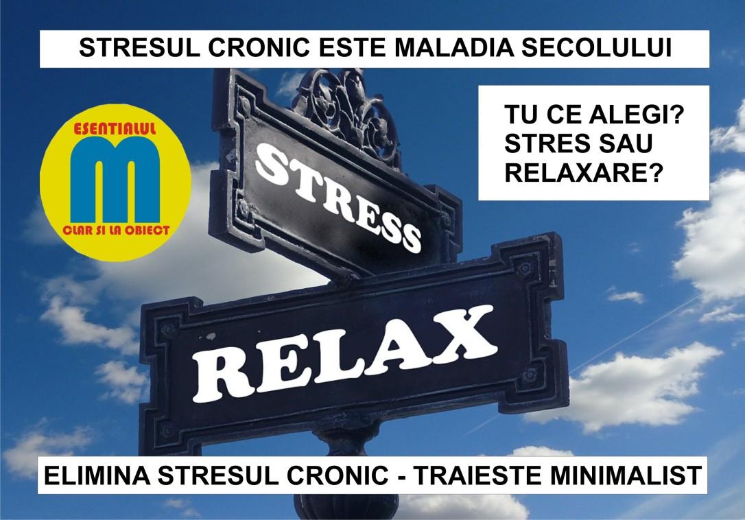 104.Stresul cronic - maladia secolului - 17.02.2020