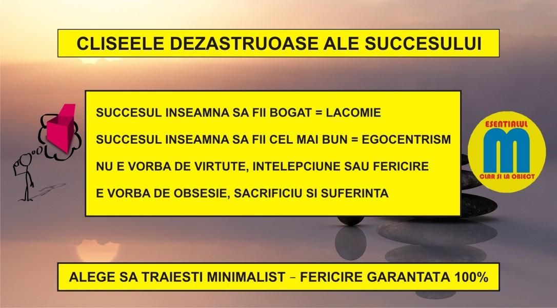 112.Cliseele dezastruoase ale succesului in era moderna - 07.05.2020