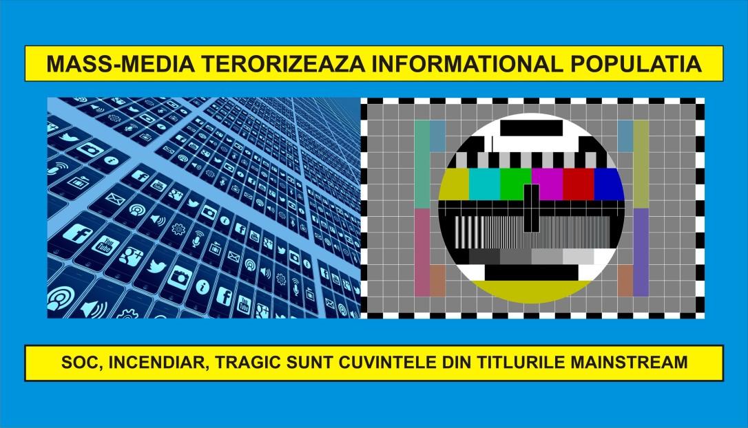 113.Mass-media terorizeaza informational populatia - 21.05.2020